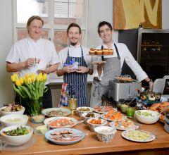 IITTALA zāles atklāšana 3 pavāru restorāna