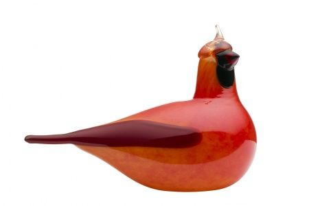 Toikka putns Red Cardinal 210x145 mm
